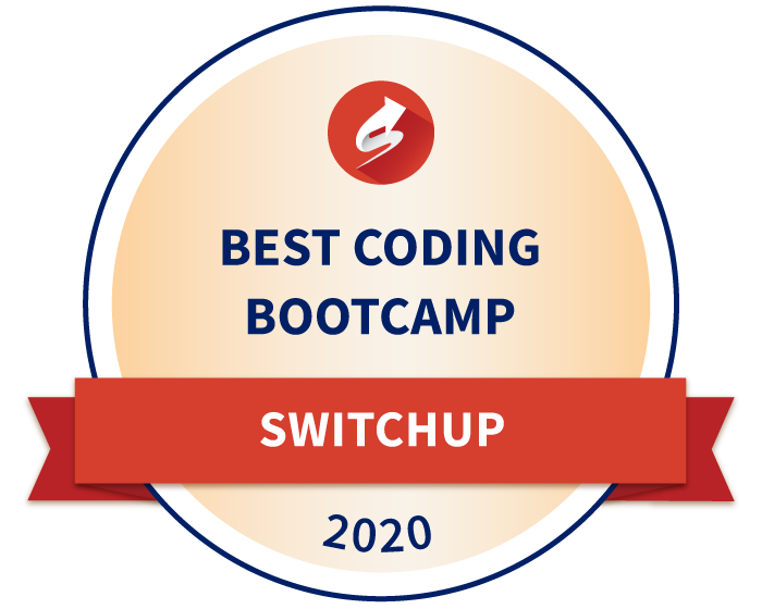 #1 ranked coding bootcamp in Shanghai on Switchup