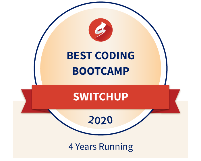 Le Wagon is the #1 ranked coding bootcamp on Switchup